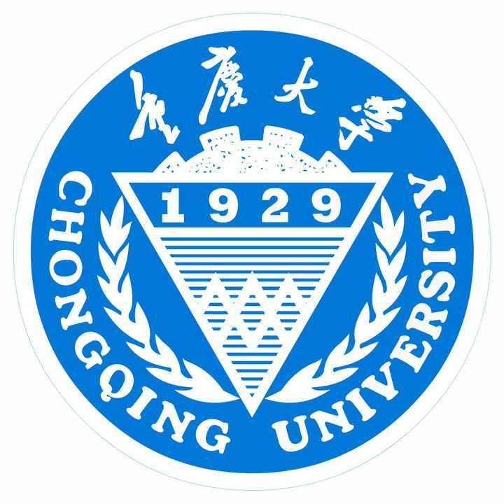 重庆大学校徽图案图片素材|png