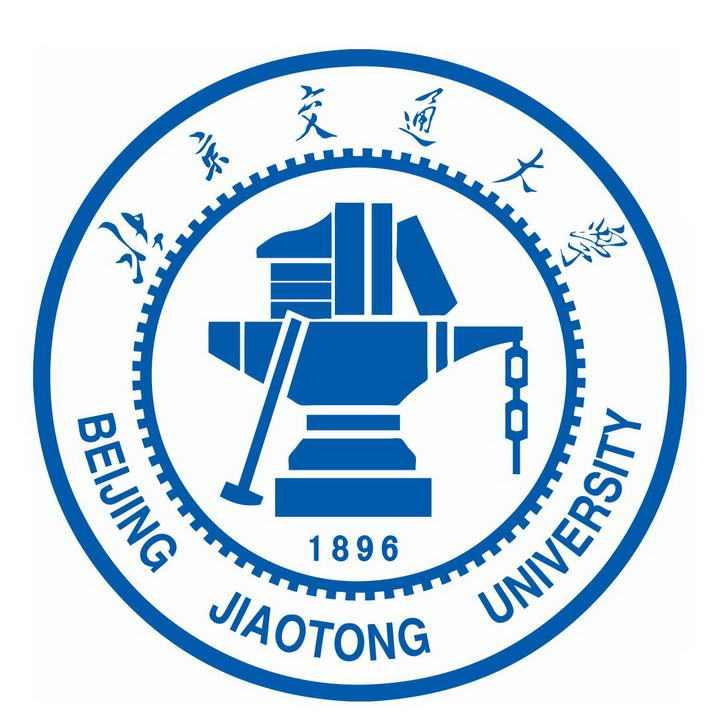 北京交通大学校徽图案图片素材