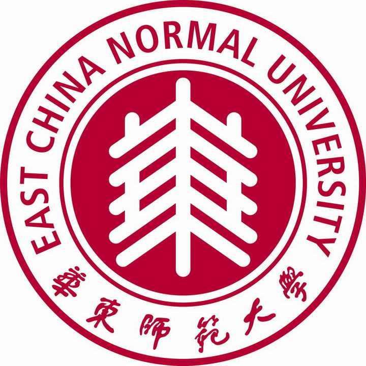 华东师范大学校徽图案图片素材|png