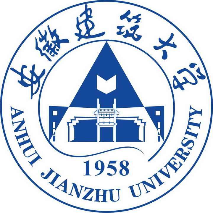 安徽建筑大学校徽图案图片素材