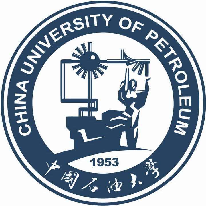 中国石油大学校徽图案图片素材
