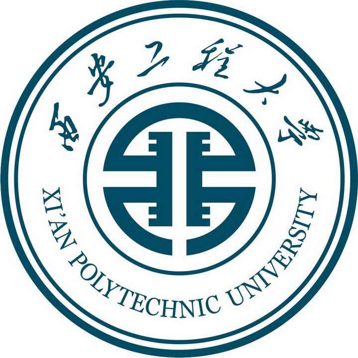 西安工程大学校徽图案图片素材
