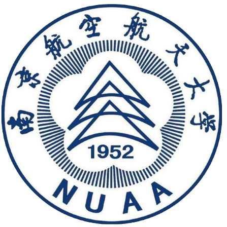 南京航空航天大学校徽图案图片素材