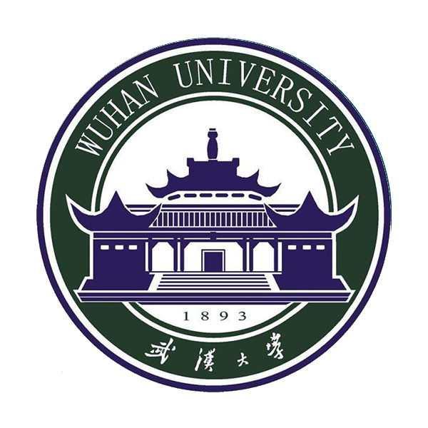 武汉大学校徽图案图片素材|png