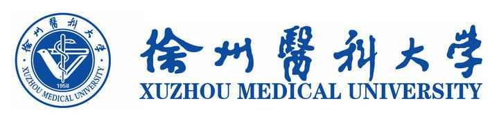 徐州医科大学校徽LOGO图案图片免抠素材