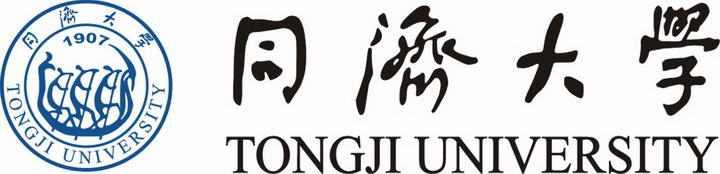 同济大学校徽图案带校名LOGO图片素材|png