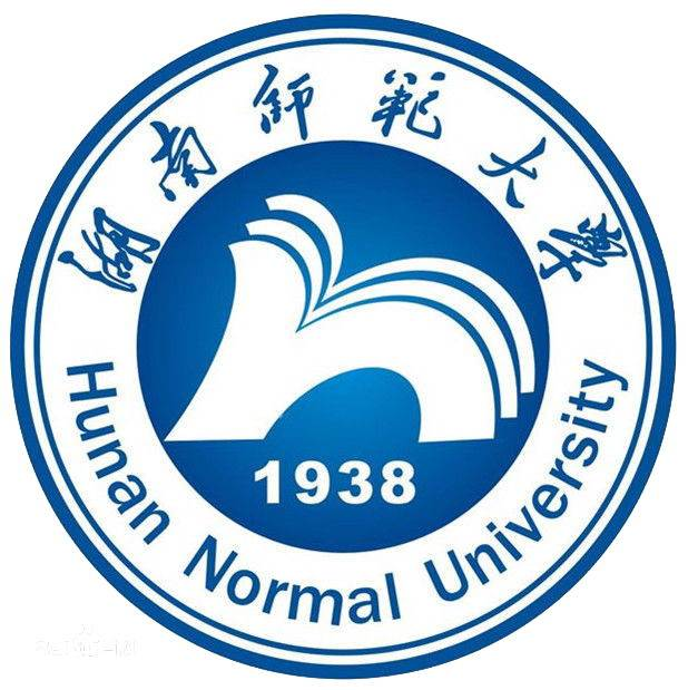 湖南师范大学校徽图案图片素材