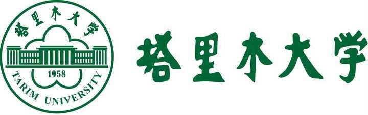 塔里木大学校徽LOGO图案图片免抠素材