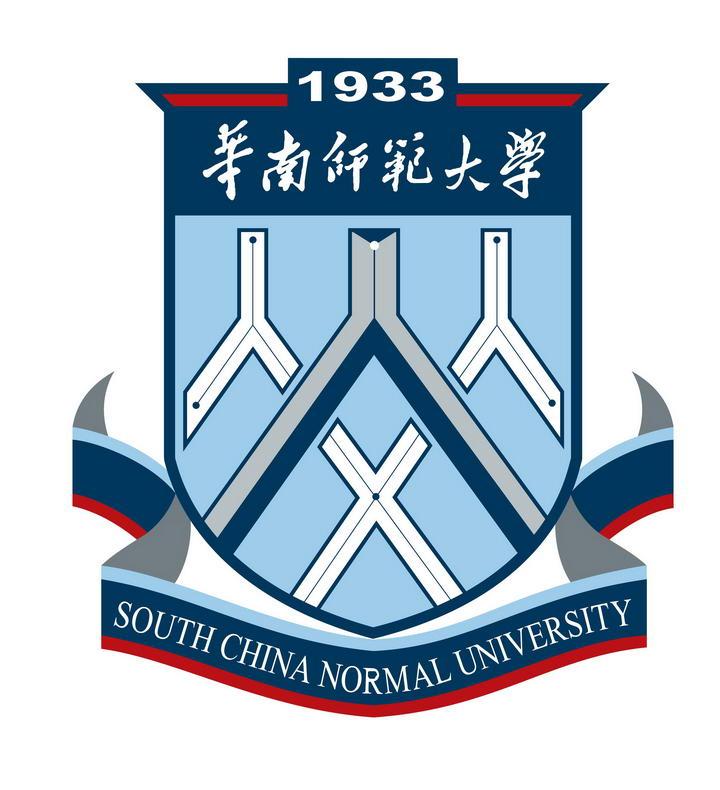 华南师范大学校徽图案图片素材