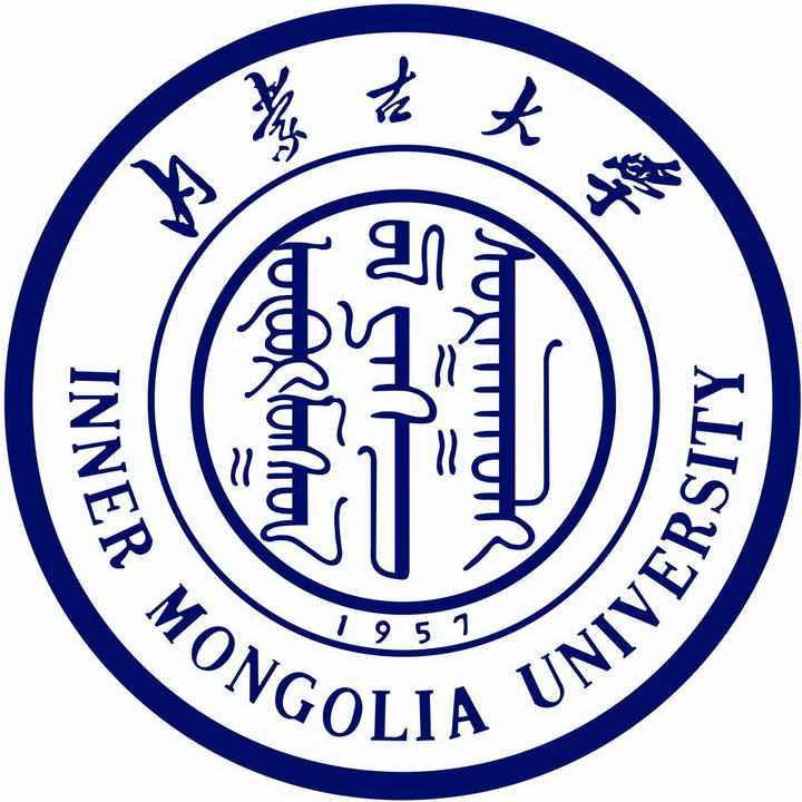 内蒙古大学校徽图案图片素材