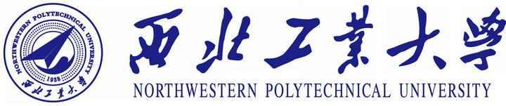 西北工业大学校徽图案带校名LOGO图片素材|png