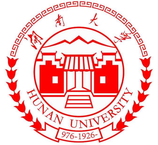 湖南大学校徽图案图片素材 png