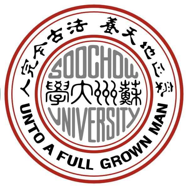 苏州大学校徽图案图片素材