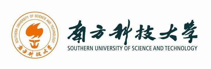 南方科技大学校徽图案带校名图片素材