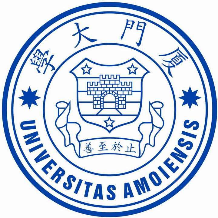 厦门大学校徽图案图片素材|png
