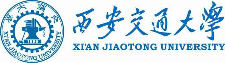西安交通大学校徽图案带校名LOGO图片素材|png