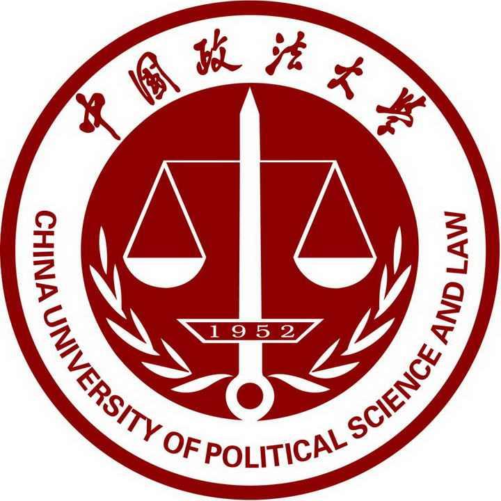 中国政法大学校徽图案图片素材