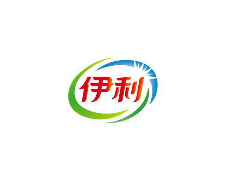 牛奶品牌伊利牛奶标志图标LOGO透明背景png图片素材