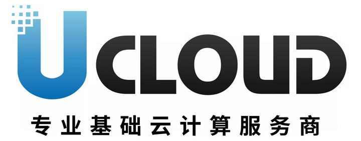 高清透明背景Ucloud云计算服务网站LOGO图标图片免抠素材