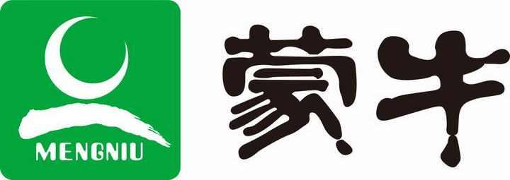 蒙牛标志图标LOGO透明背景png图片素材