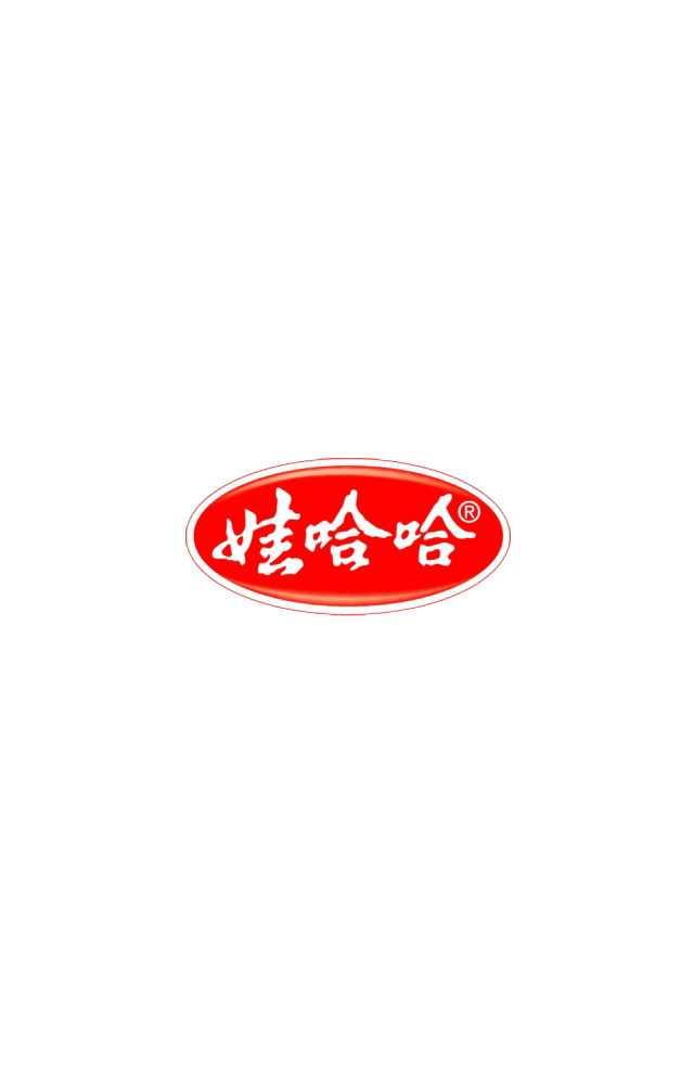 饮料品牌娃哈哈标志图标LOGO透明背景png图片素材