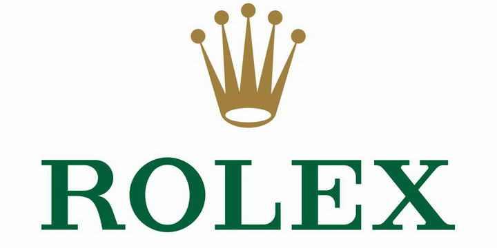 手表品牌劳力士(ROLEX)标志图标LOGO透明背景png图片素材