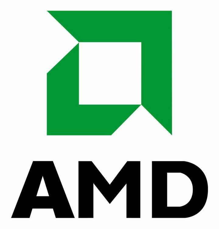 CPU,处理器,AMD,品牌标志,品牌LOGO,AMD标志,知名品牌