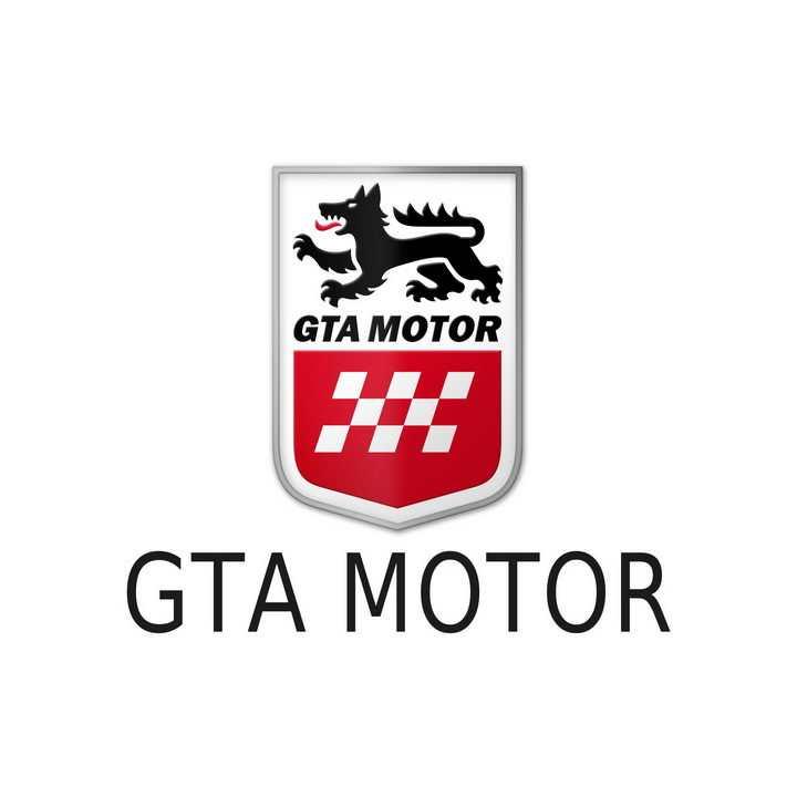 GTA汽车标志大全及名字图片免抠素材