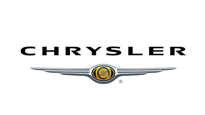 克莱斯勒汽车标志大全及名字图片免抠素材