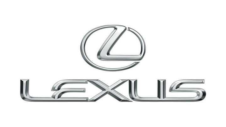 LEXUS雷克萨斯汽车标志大全及名字图片免抠素材