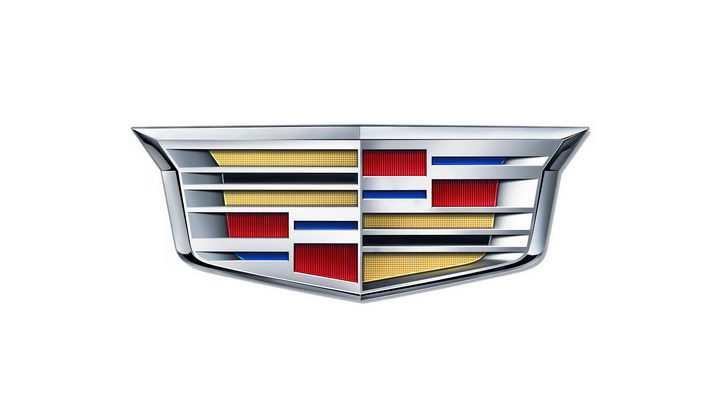 凯迪拉克汽车标志大全及名字图片免抠素材