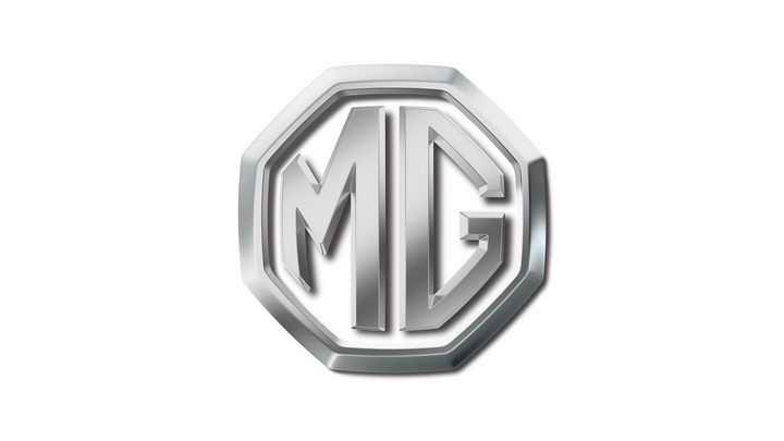 银色名爵汽车标志大全及名字图片免抠素材