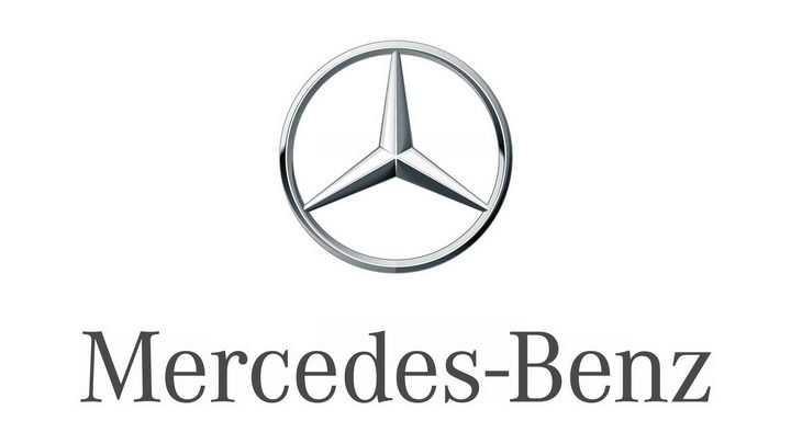 带名称梅赛德斯-奔驰汽车标志大全及名字图片免抠素材