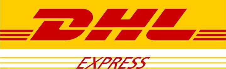 快递公司DHL世界品牌500强logo标志png图片免抠素材