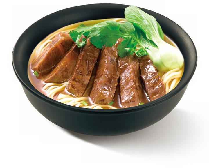 一碗美味的加州牛肉面美食面条png图片免抠素材 生活素材-第1张