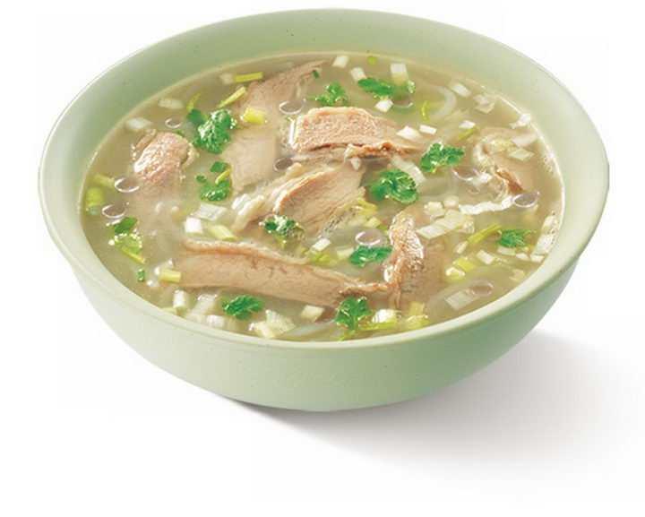 一碗美味的的牛肉汤面美食面条png图片免抠素材
