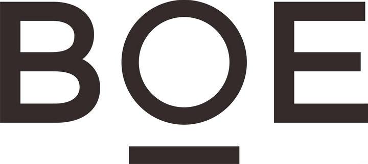京东方BOE世界品牌500强logo标志png图片免抠素材 标志LOGO-第1张