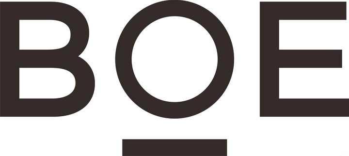 京东方BOE世界品牌500强logo标志png图片免抠素材