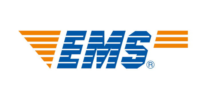 中国邮政速递物流EMS logo png图片免抠素材 标志LOGO-第1张