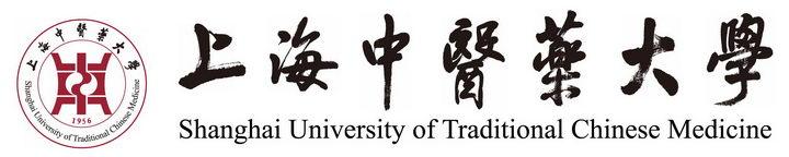 上海中医药大学校徽png图片免抠素材 标志LOGO-第1张