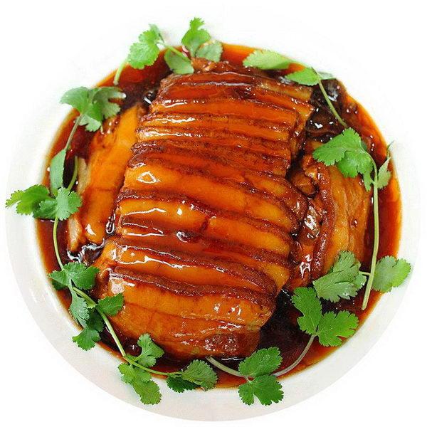 一碗美味的的大碗扣肉五花肉红烧肉png图片免抠素材 生活素材-第1张