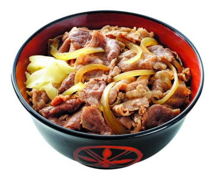 一碗美味的洋葱炒牛肉png图片免抠素材