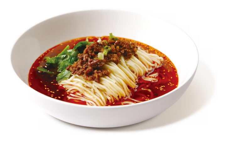 一碗美味的重庆小面美食面条png图片免抠素材