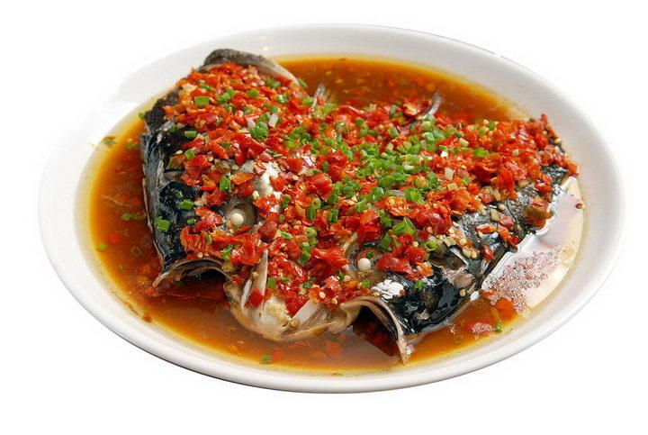 美味的剁椒鱼头png图片免抠素材 生活素材-第1张