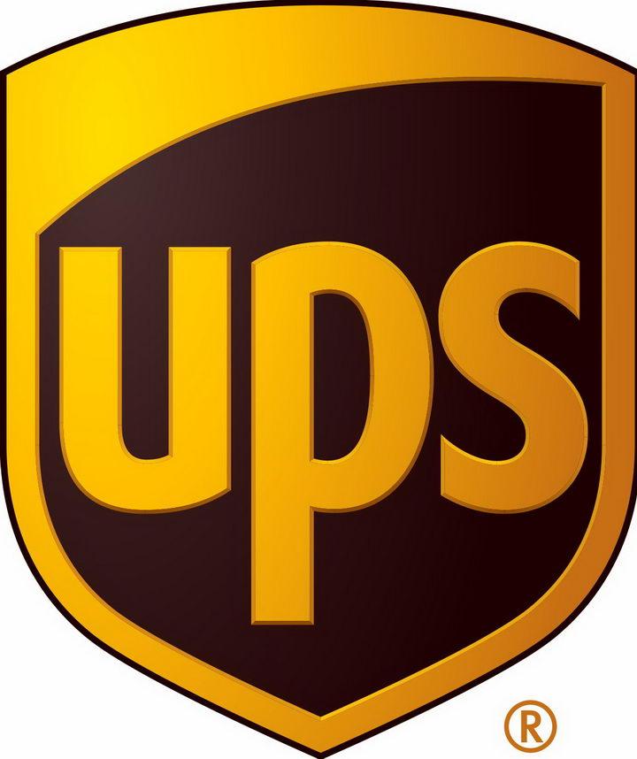 联合包裹UPS快递世界品牌500强logo标志png图片免抠素材 标志LOGO-第1张