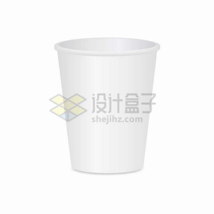 空白的垃圾桶废纸篓png图片免抠矢量素材