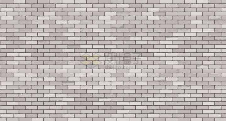 灰白色砖墙壁背景图png图片免抠矢量素材