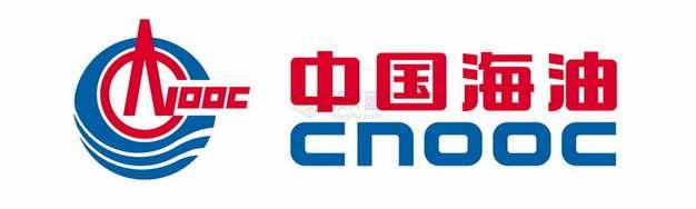带文字中海油logo世界中国500强企业标志png图片素材