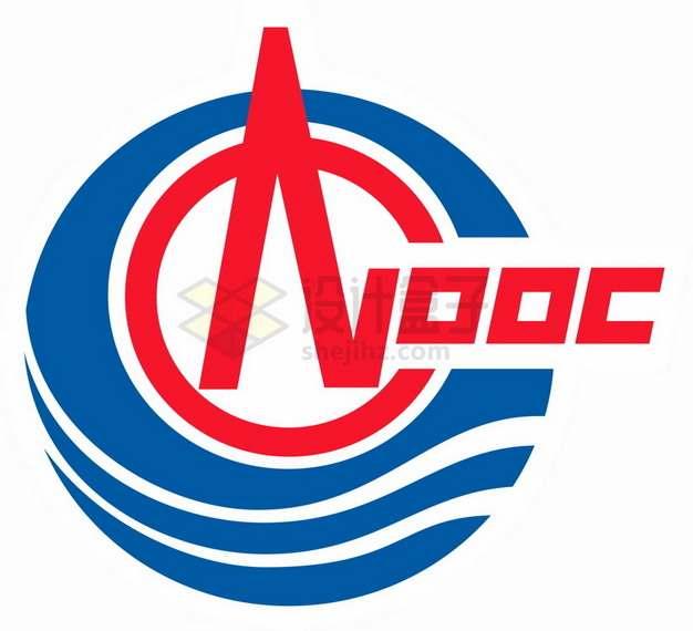 中海油logo世界中国500强企业标志png图片素材