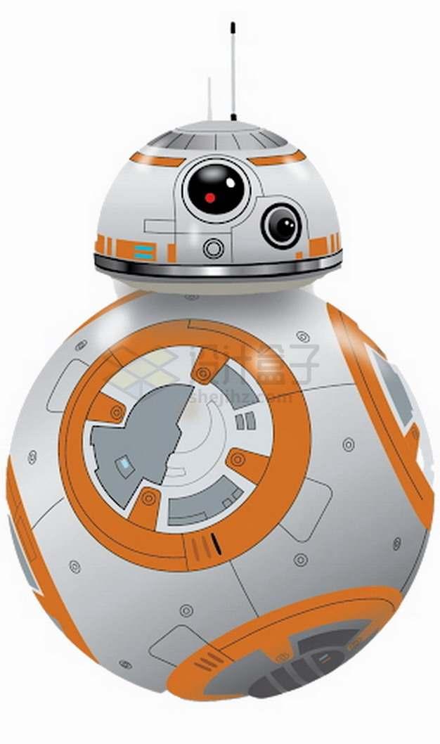 星球大战BB-8机器人png图片素材